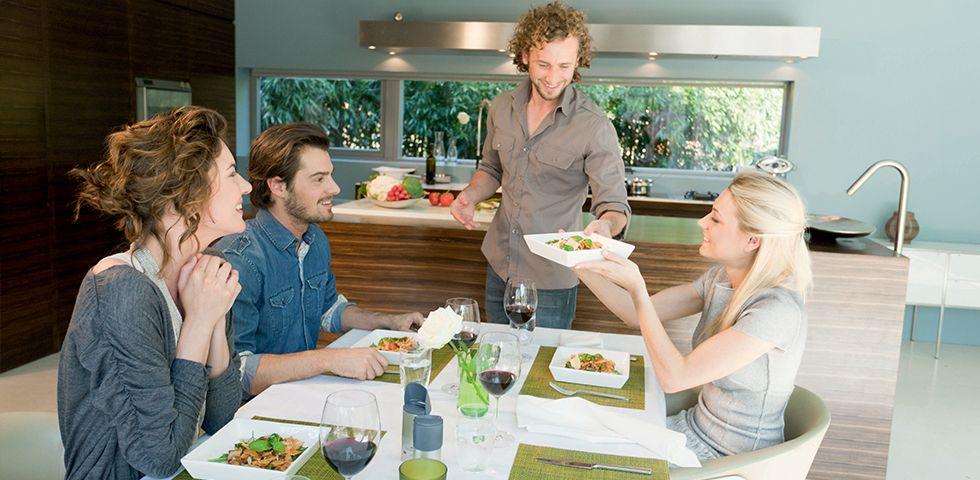 Gourmet Produkte für Zuhause